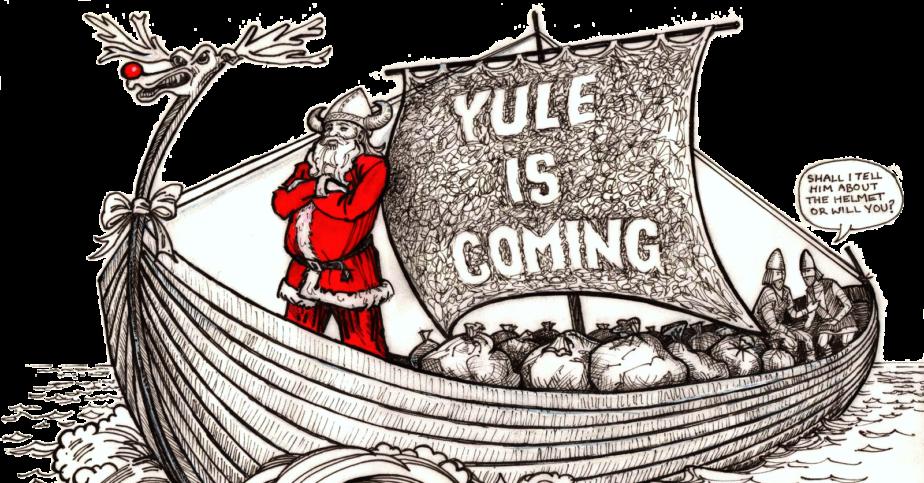 Yule is coming